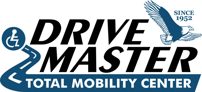 Drive Master, Total Mobility Center, Dealer Logo