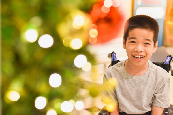 Christmas Gift Ideas for Kids in a Wheelchair
