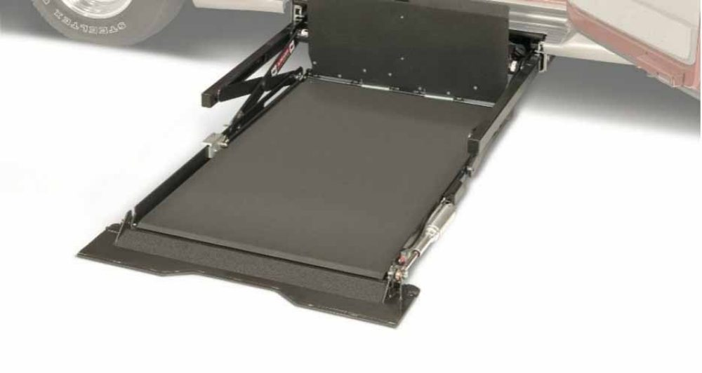 Wheelchair Lift Innovation: BraunAbility® Under-Vehicle Lift