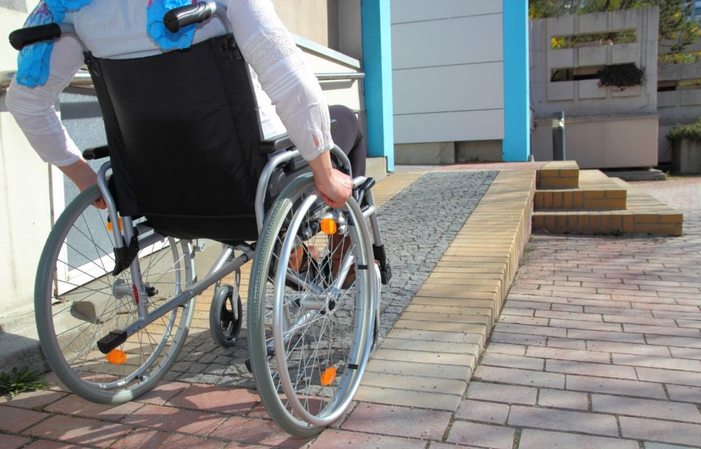 ramps for wheelchairs