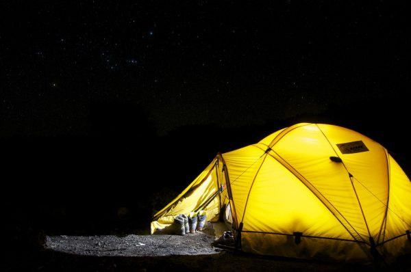 Camping Gear Checklist for Wheelchair Users