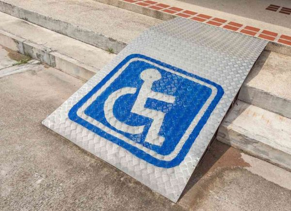 Increase Accessibility With Temporary Ramps for Stairs