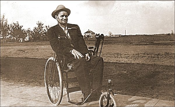Wheelchair History: Through the years