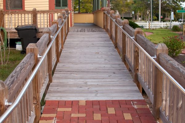 Top Tips For Ordering a Residential Wheelchair Ramp