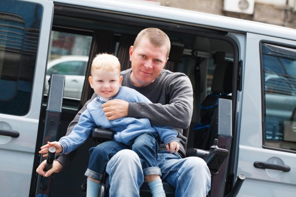 What Should I Look for When I Am Buying a Wheelchair Accessible Van?