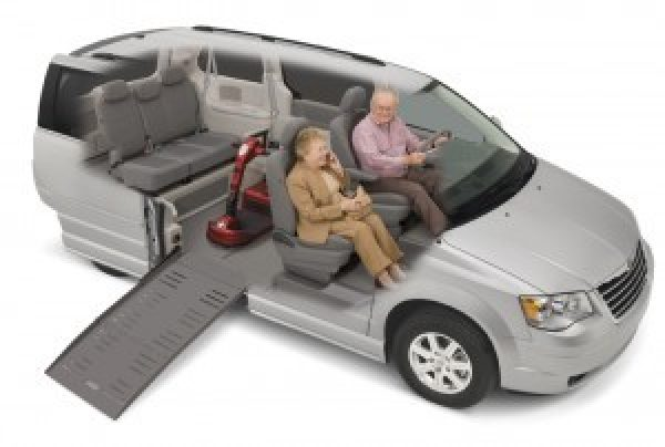 Wheelchair Accessible Vehicle Mobility Rebate Programs Help