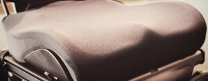 Corpus Ergo Air wheelchair cushion Permobil