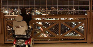 Accessible Travel at Eiffel Tower in London