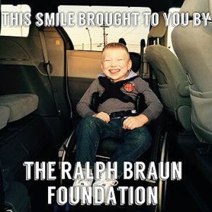 Ralph Braun Foundation Recipient