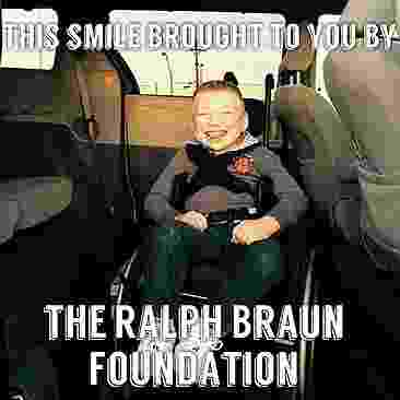 Ralph Braun Foundation Recipient|Ralph Braun Foundation|