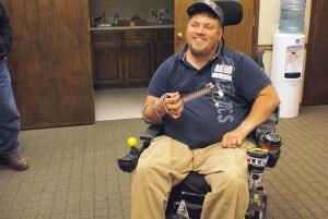 John Weinburgh war veteran handicapped wheelchair accessible vehicle
