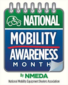 NMEDA National Mobility Awareness Month