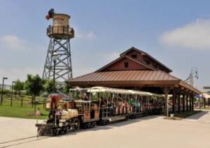 Morgan's Wonderland Express, an accessible amusement park in San Antonio