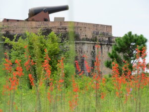 Pensacola Fort Twardowski