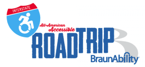 Accessible Road Trip Logo