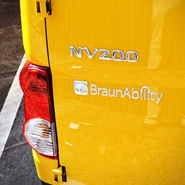 Pros and Cons of the BraunAbility NV200 Wheelchair Accessible Taxi