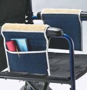 The Wright Stuff wheelchair accessories wheelchair bag carrier