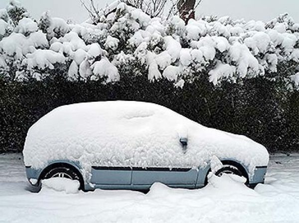 Quick Tips to Winterize an Accessible Vehicle