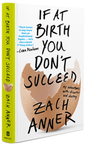 If At Birth You Don't Succeed Book Cover