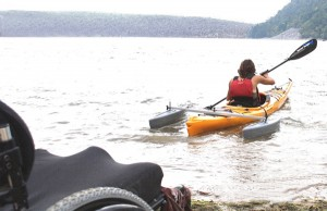Wheelchair vans and canoes BraunAbility