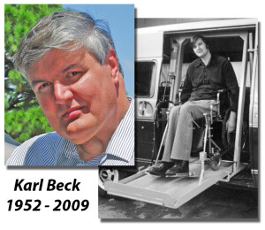 Remembering Karl Beck