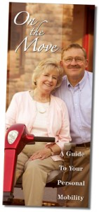 On the Move: A guide to your personal mobility pamphlet