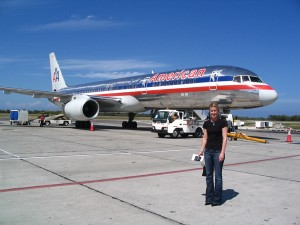 flying with a disability with American Airlines