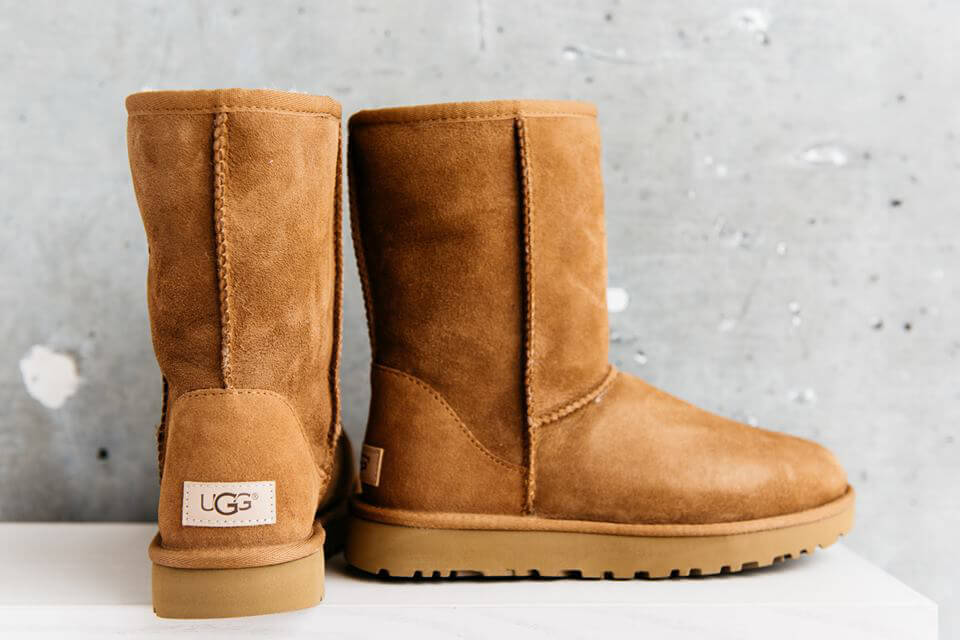 Uggs are a gift ideas for a wheelchair user