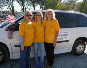 free wheelchair van Ride-Away