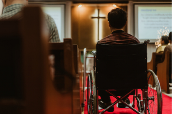 Some Churches Are Slow To Embrace the ADA
