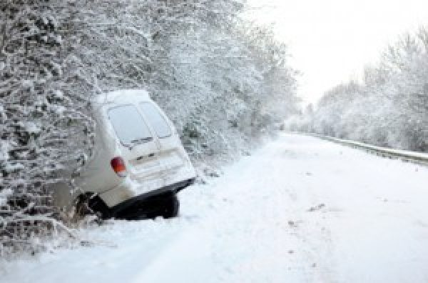 Winter Driving and Your Wheelchair Van
