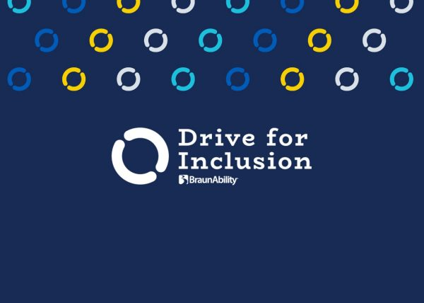 BraunAbility Launches 'Drive for Inclusion'