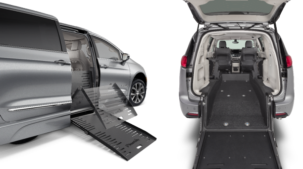 Side Entry vs. Rear Entry Handicap Vans: Which is Right For Me?