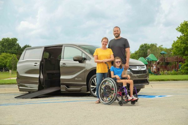 Mobility Van Considerations for Parents