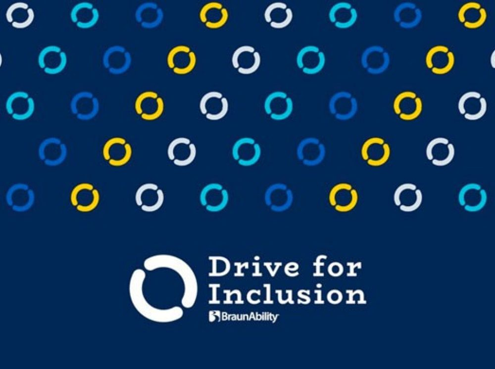 BraunAbility Drive For Inclusion