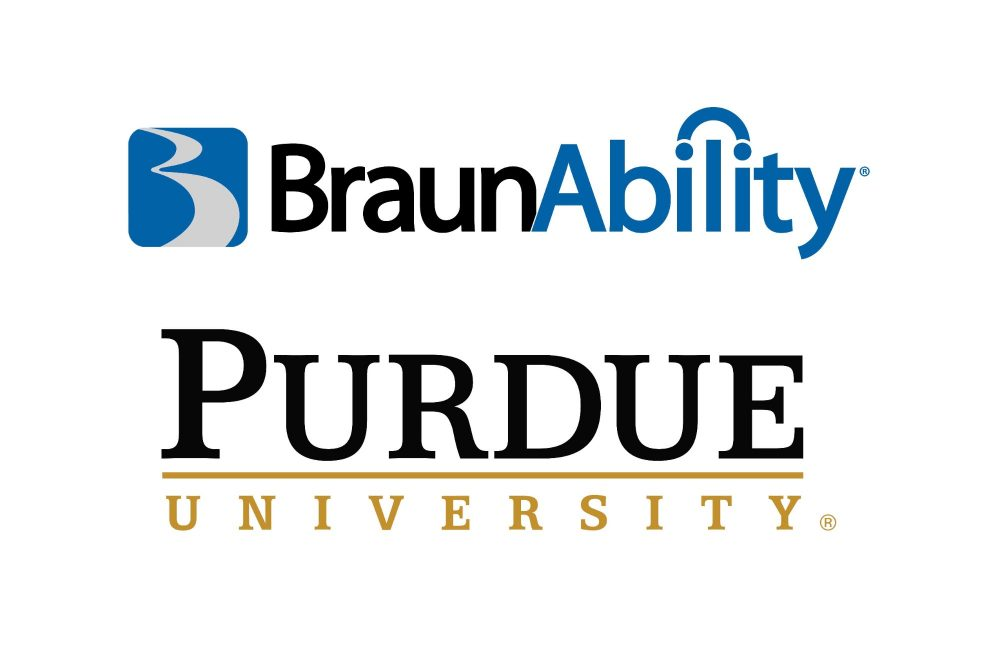 BraunAbility Partners with Purdue University