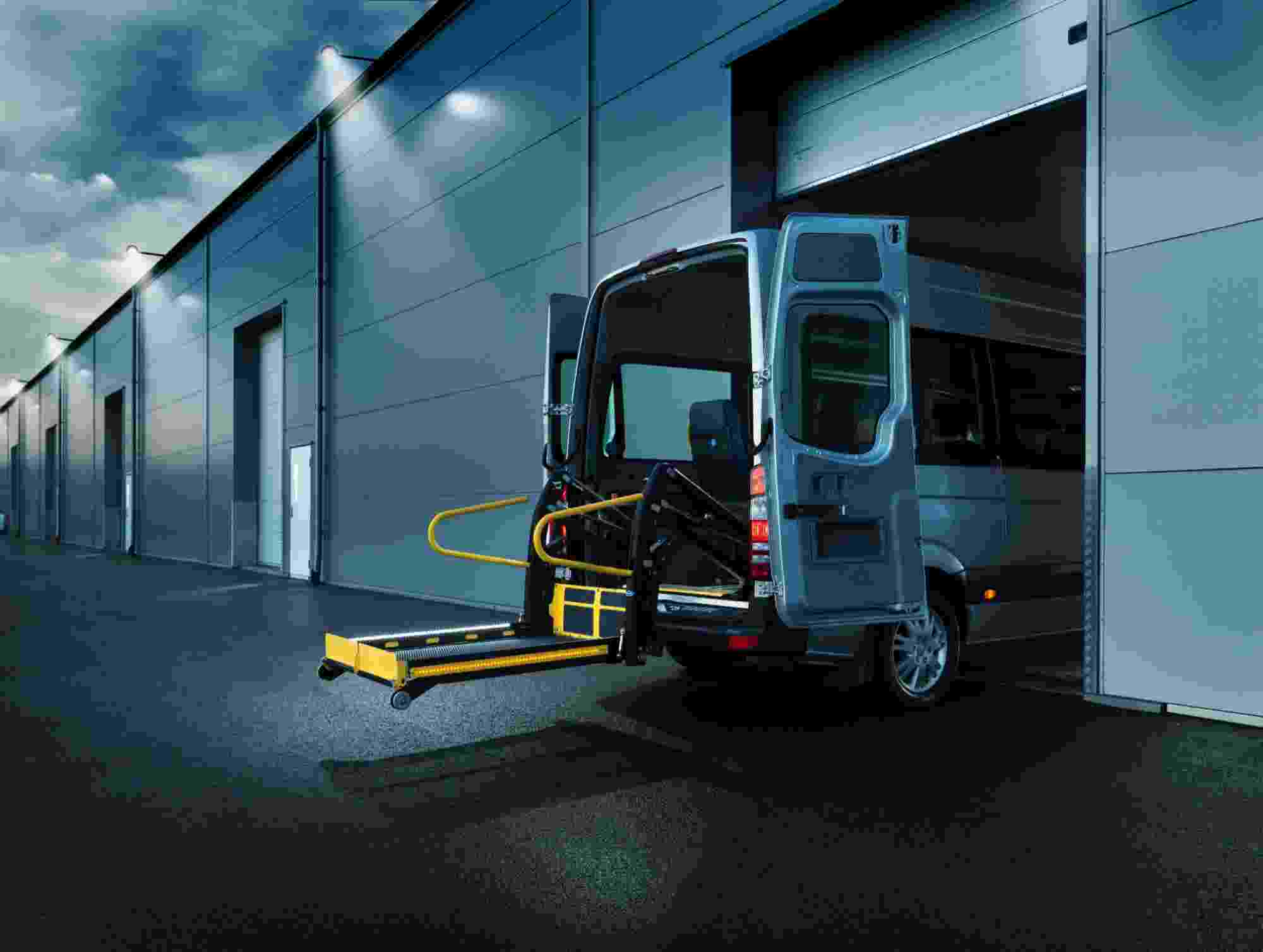 Completely quiet premium wheelchair lifts.