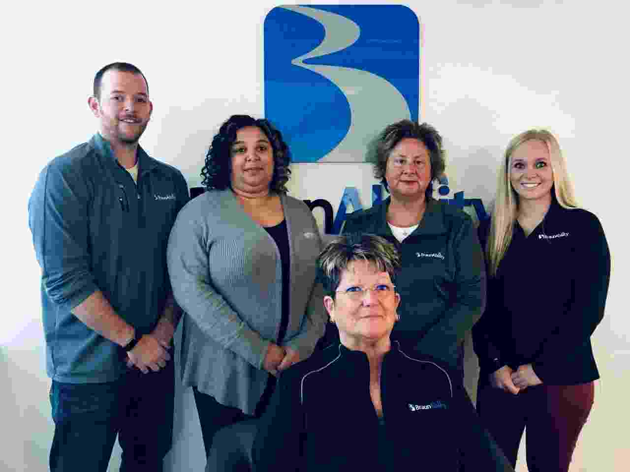 BraunAbility Finance Team