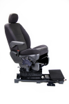 comfort transfer seat base specifications