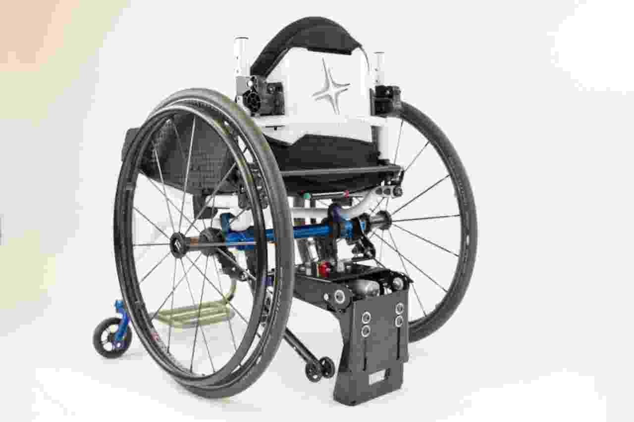 Wheelchair Restraint