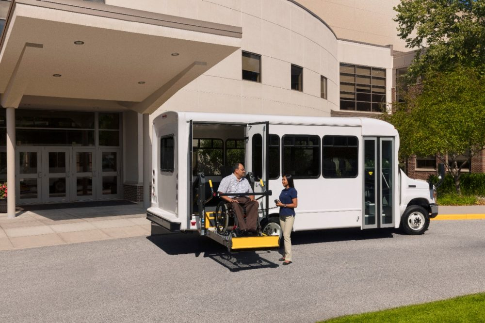 Commercial Century Wheelchair Lift