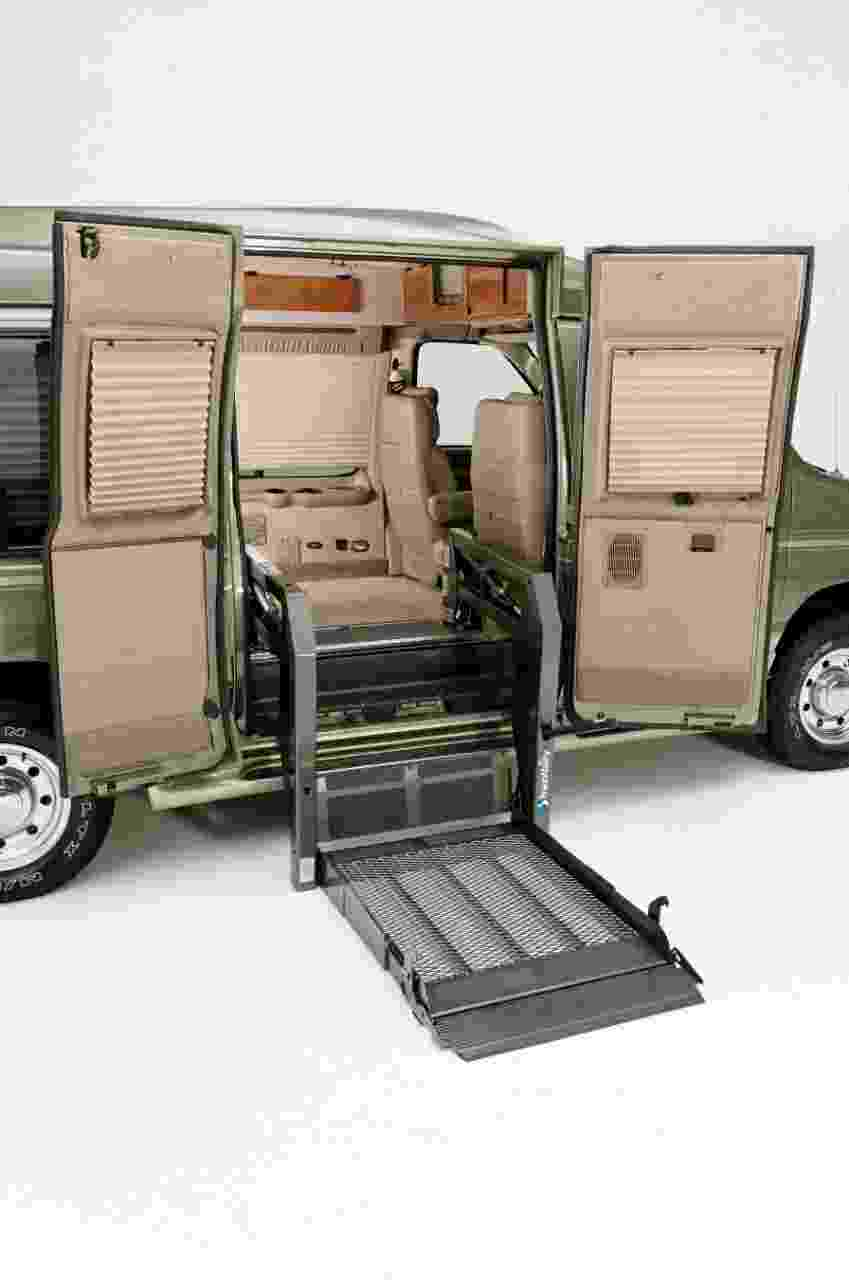 Century Wheelchair LIft