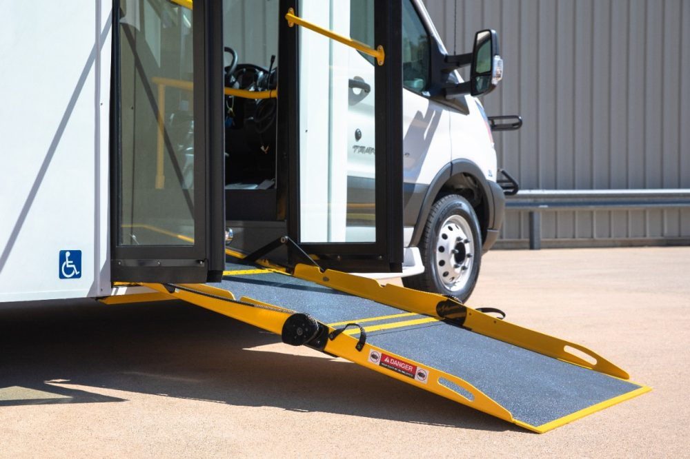 RA 300 Wheelchair ramp