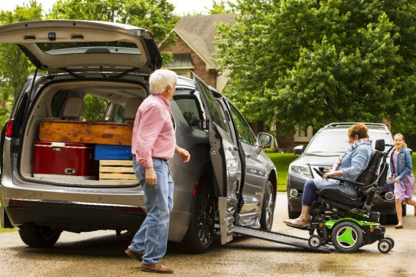 3 Considerations For Finding a Handicap Van for Rent