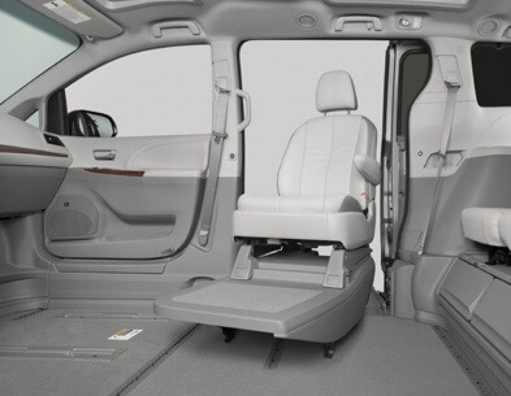 Dodge CompanionVan Plus Removable Seating