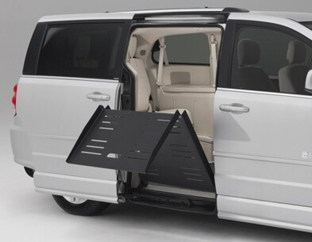 Dodge CompanionVan Plus Foldout Ramp