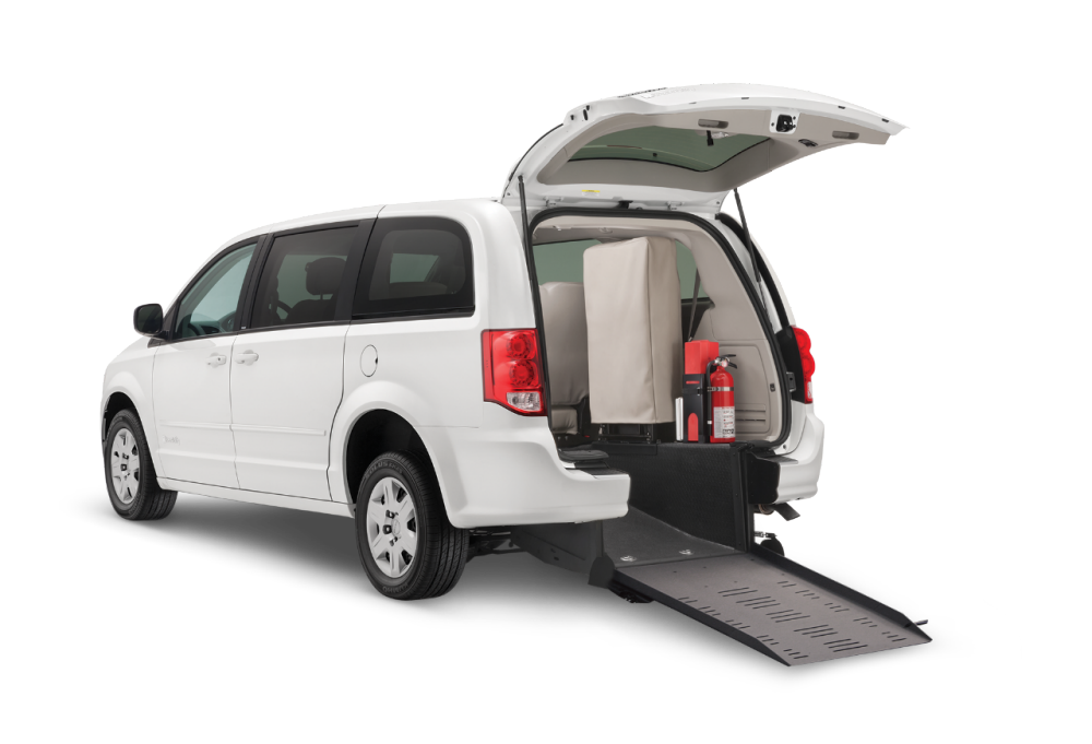 commercial wheelchair mobility minivans
