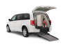 Commercial Rear Entry Dodge Wheelchair Van