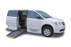 Commercial Side Entry Dodge Wheelchair Van
