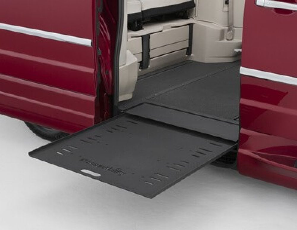 Dodge Power Infloor Ramp